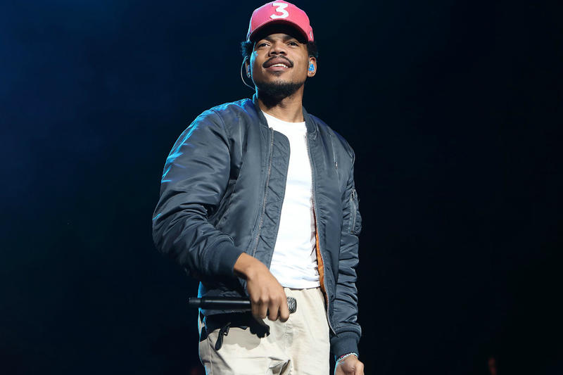 Chance The Rapper Spring Tour 2017