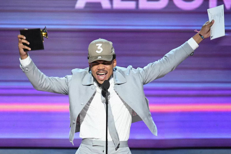 Chance The Rapper Streams Grammy Increase