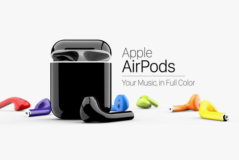 ColorWare Apple AirPods Customization