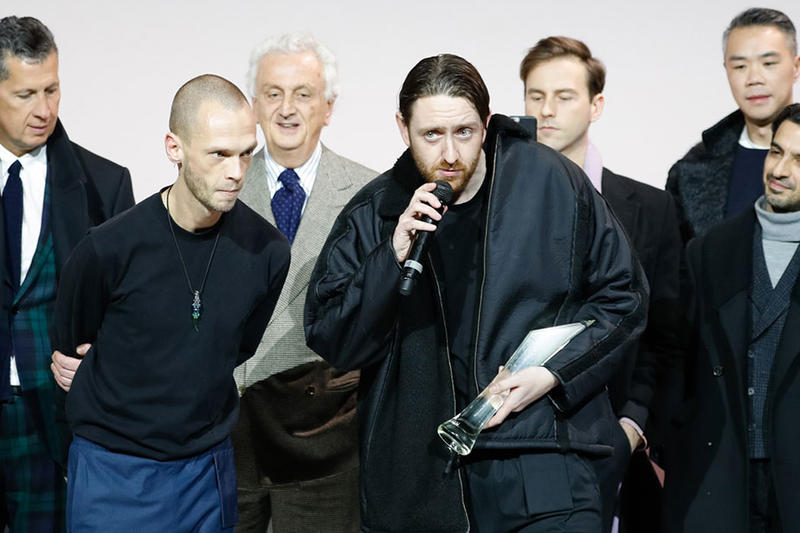 Cottweiler 2017 International Woolmark Prize Win