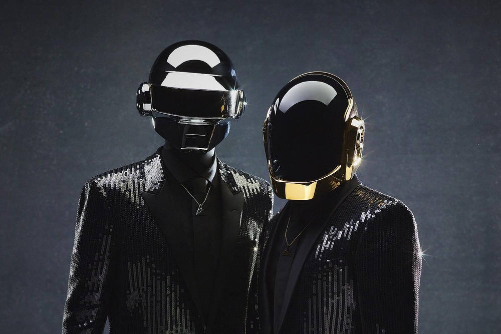 Daft Punk Announces First Pop Up Shop in Los Angeles