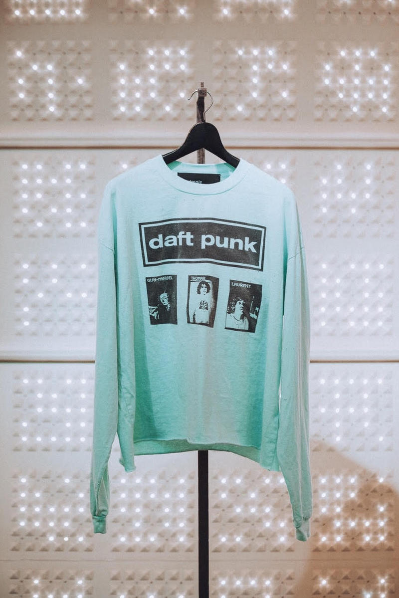 Daft Punk x Enfants Riches Deprimes Exclusive Merch