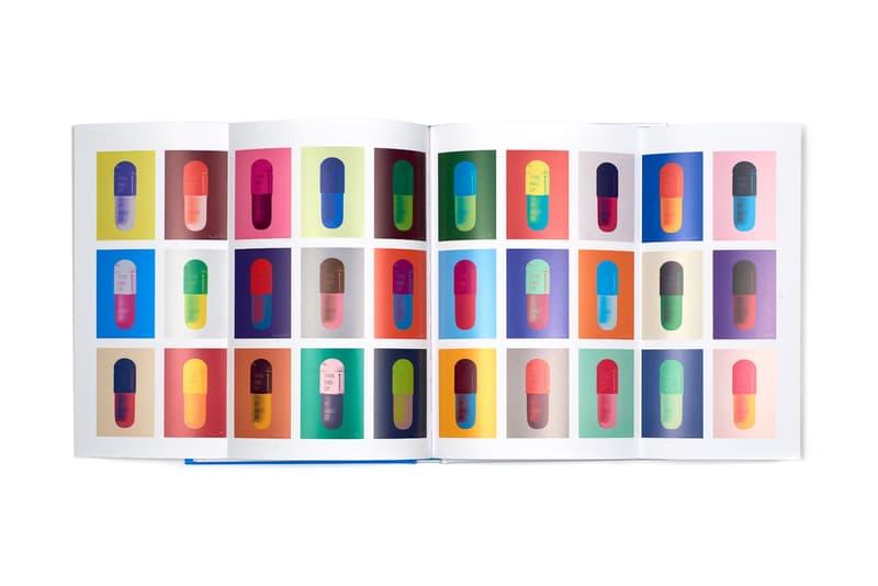 Damien Hirst Schizophrenogenesis Book