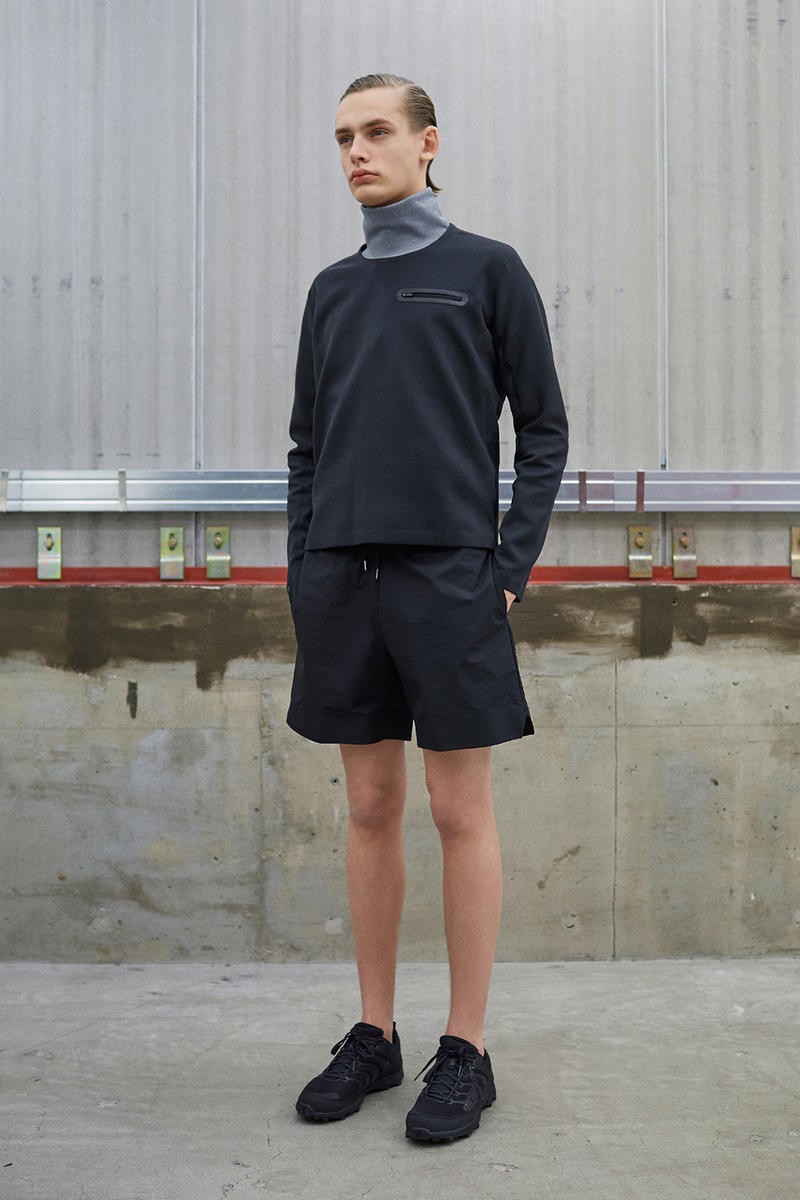 Descente BLANC 2017 Sping/Summer Collection