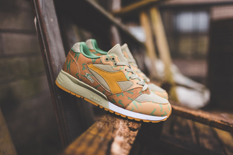c36e6d339af9 Diadora Covers the S.8000 in Japanese Military Camouflage