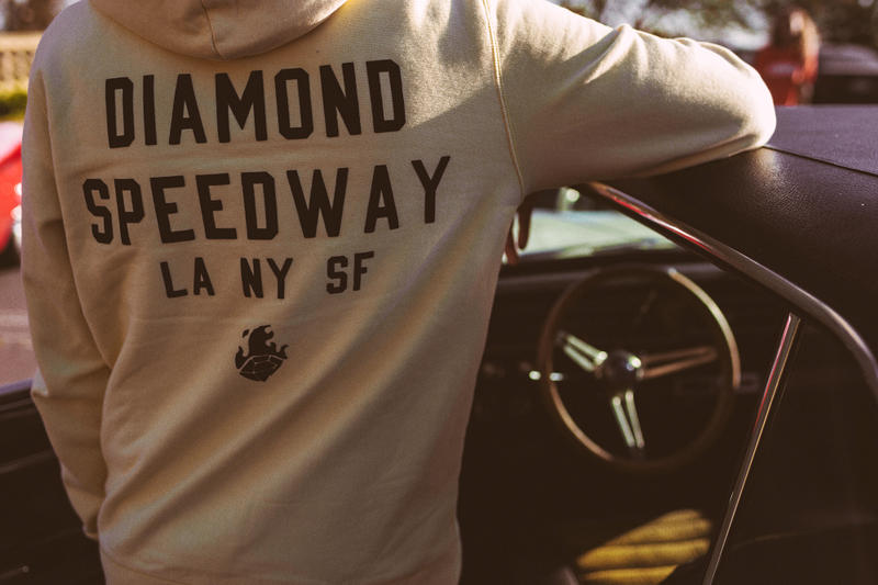 Diamond Supply Co The Burnouts 2017 Spring Collection