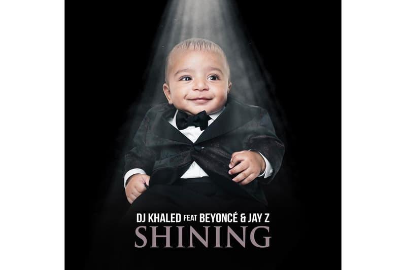 "DJ Khaled ""Shining"" Featuring Beyoncé and JAY Z"