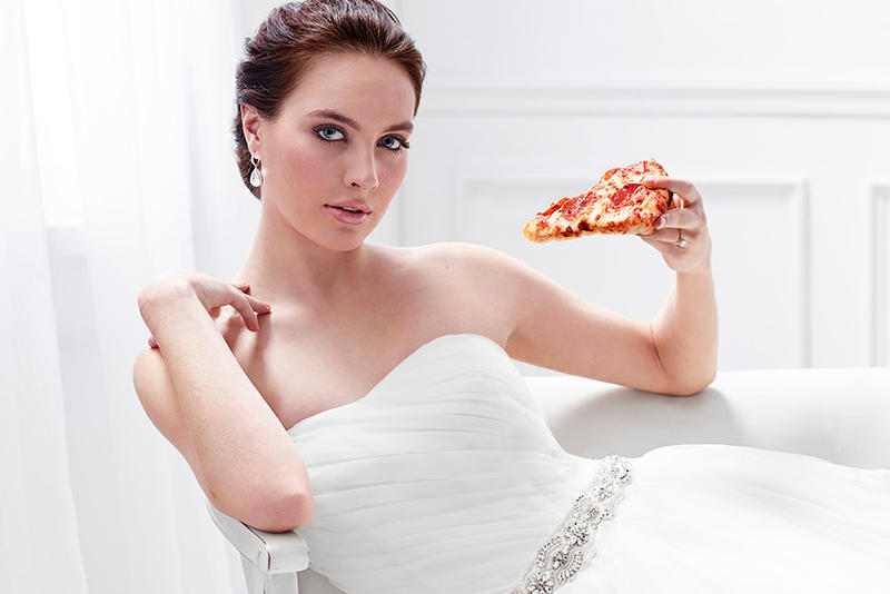 Dominos Pizza Wedding Registry
