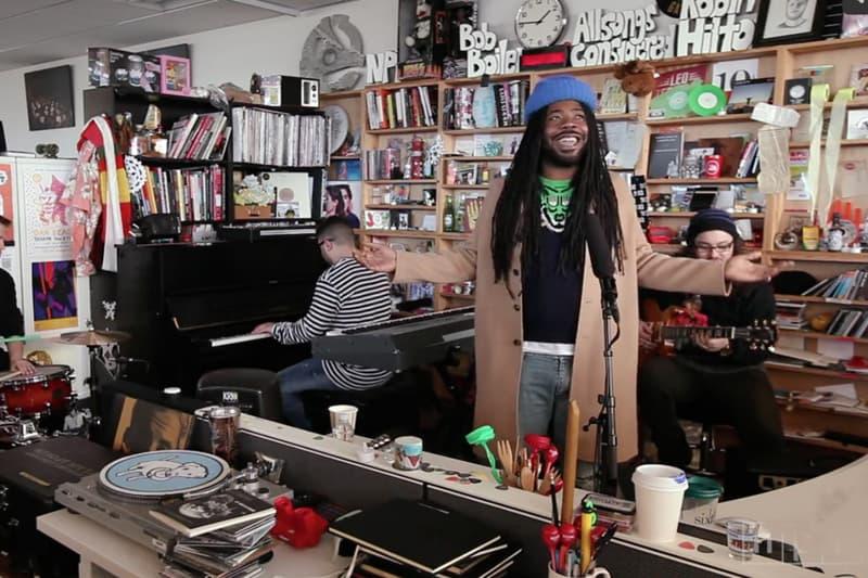 DRAM NPR Tiny Desk Concert