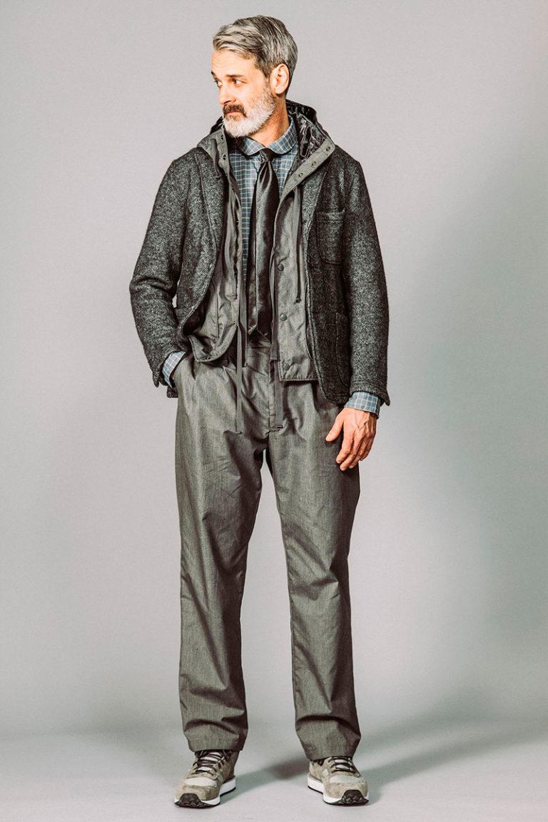 Engineered Garments 2017 Fall Winter Collection Lookbook