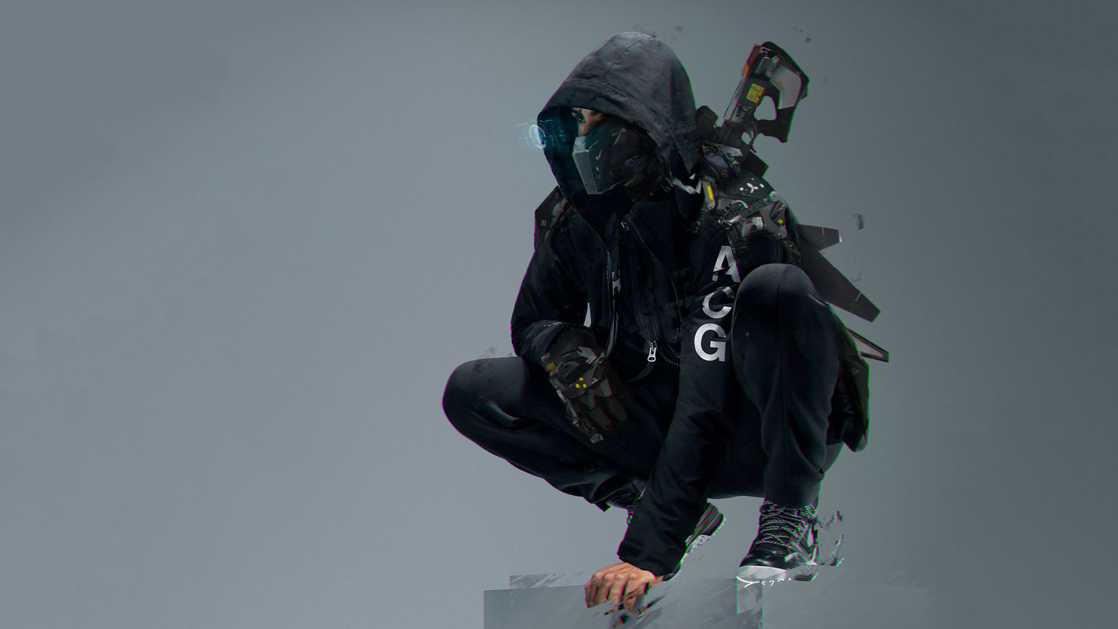 Exploring Techwear With 1000deaths Acrhive Yoshimitszu And More