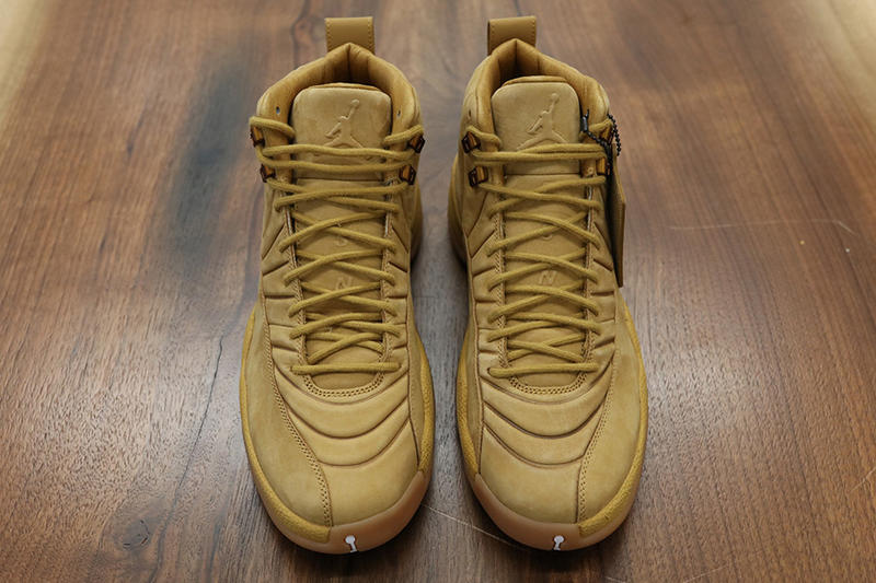 the latest d34f0 5af43 First Look at PSNY x Air Jordan 12 Wheat | HYPEBEAST