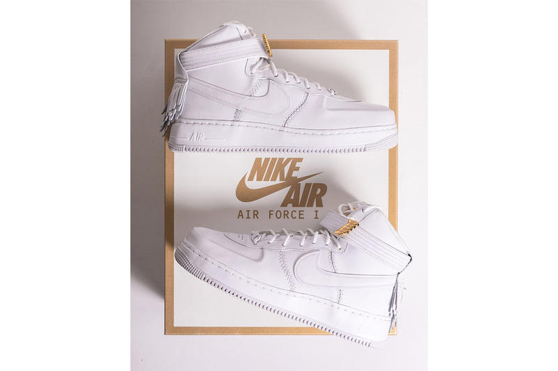 Friends and Family Exclusive Nike Air Force 1 Sport Lux