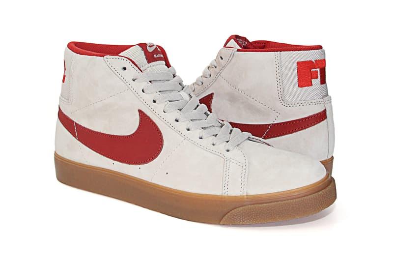 FTC Nike SB Vaillancourt Fountain Blazer