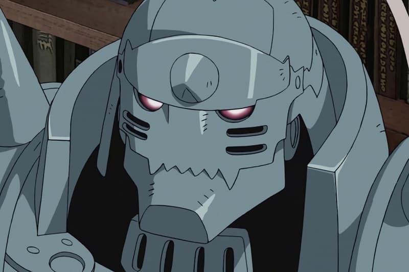 Fullmetal Alchemist Live Action Movie Alphonse Release Date