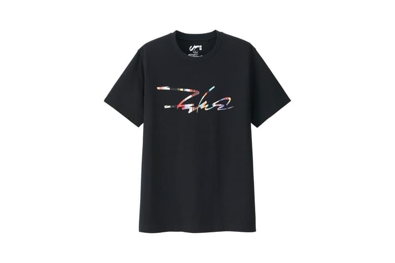 Futura x Uniqlo UT Full Preview Tees T-Shirts