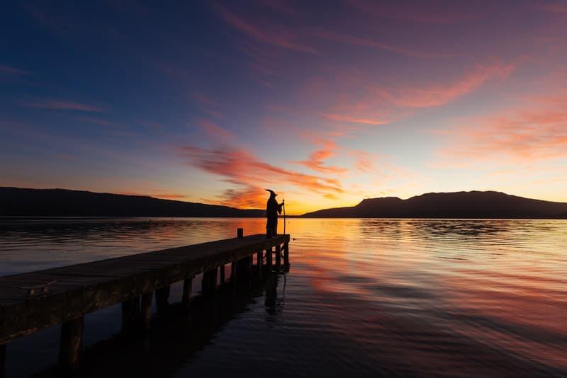 Gandalf New Zealand Photography Series