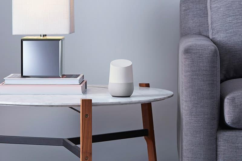 Google Home Shopping