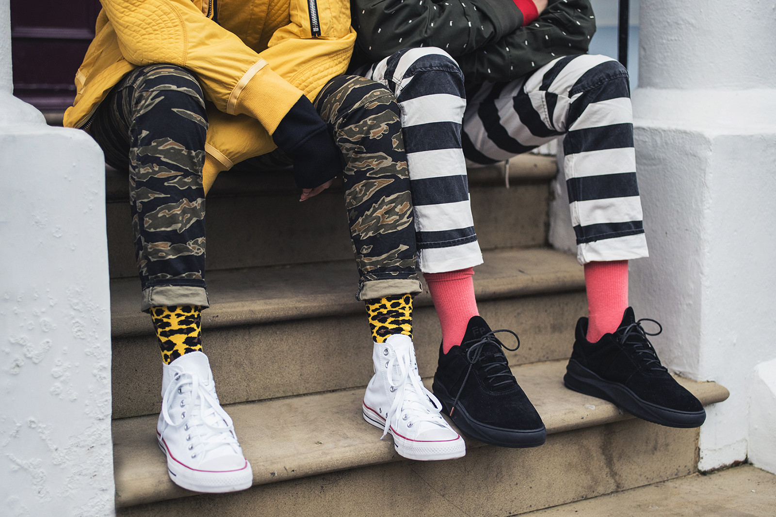 G-Star and Pharrell Williams Launch the Elwood X25 Print Collection