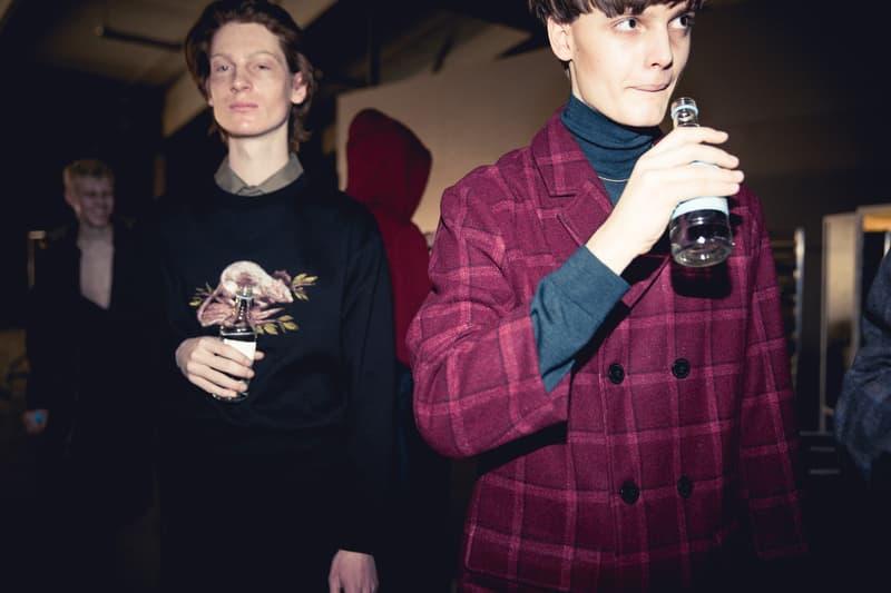 Han Kjobenhavn Fall/Winter 2017 Backstage