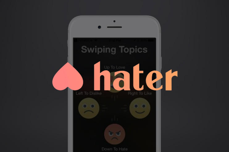 Hater Dating App Lets You Bond Over Things You Hate