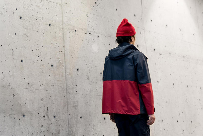 HAVEN White Mountaineering kolor Editorial