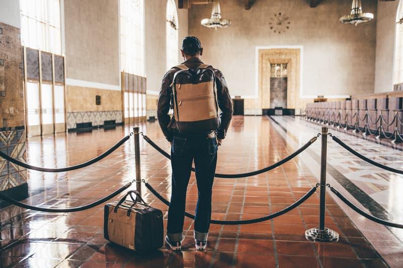 HEX Alyasha Owerka-Moore Travel Bags