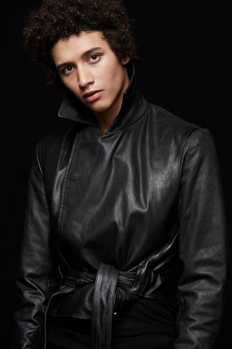H&M Studio 2017 Spring/Summer Lookbook Paris Fashion Week