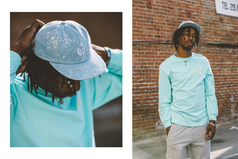 HUF 2017 Spring Summer Collection Lookbook
