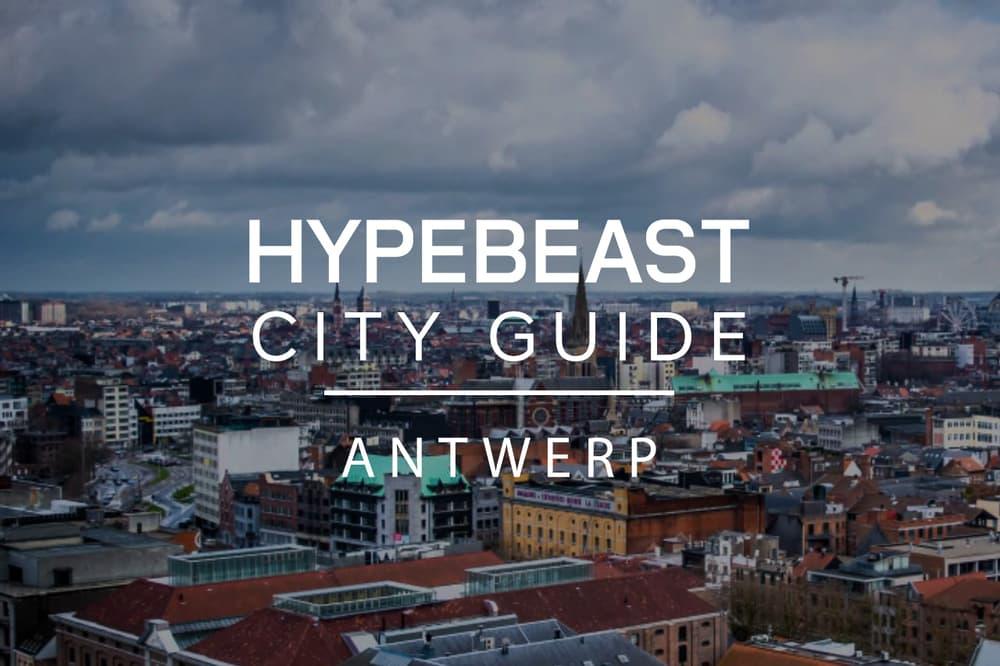 The City Guide to Antwerp HYPEBEAST City Guide 2017 Travel Belgium Antwerp Six Belgium