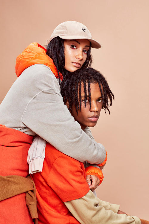 HYPEBEAST KOREA Orange Juice Editorial