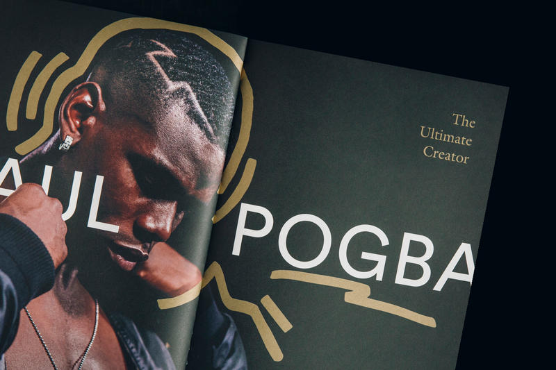 HYPEBEAST Magazine Issue 17: The Connection Issue pogba magazine
