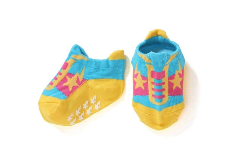 #hypebeastkids: BAPE Creates BAPESTAs for the Tiny Ones Footwear shoes A Bathing Ape Infants