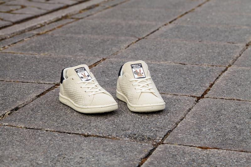 hypebeastkids Mini Rodini adidas Originals Stan Smith Primeknit