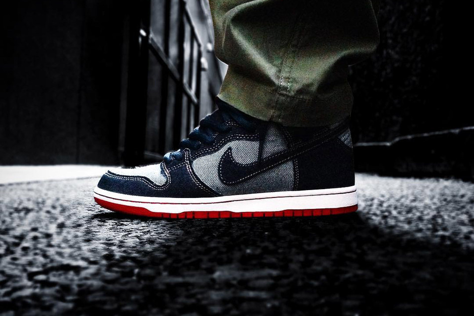 "HYPEFEET: Nike's ""Reese Forbes Denim"" Returns After 15 Years of Dunk SB Grail Status"