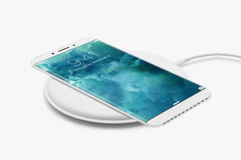 iPhone 8's 5.8-Inch OLED Display With Virtual Buttons Smartphones Tim Cook iPhone X 10 Anniversary