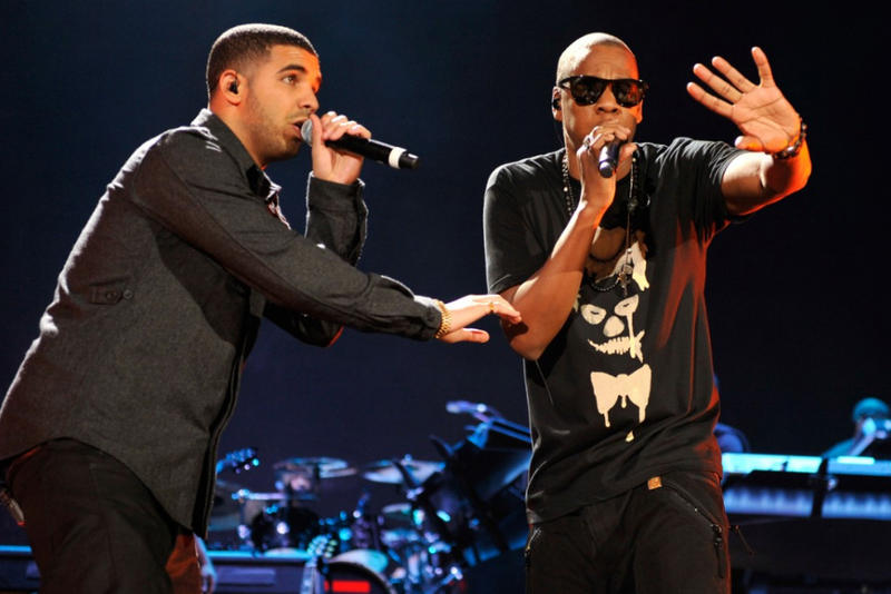 """Is JAY Z Dissing Drake on Latest Single """"Shining?"""" Music Drizzy HOVA"""