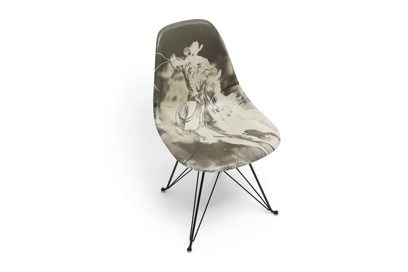 Jim Krantz Modernica Supreme Ansel Adams Fiberglass Shell Chair Marlboro