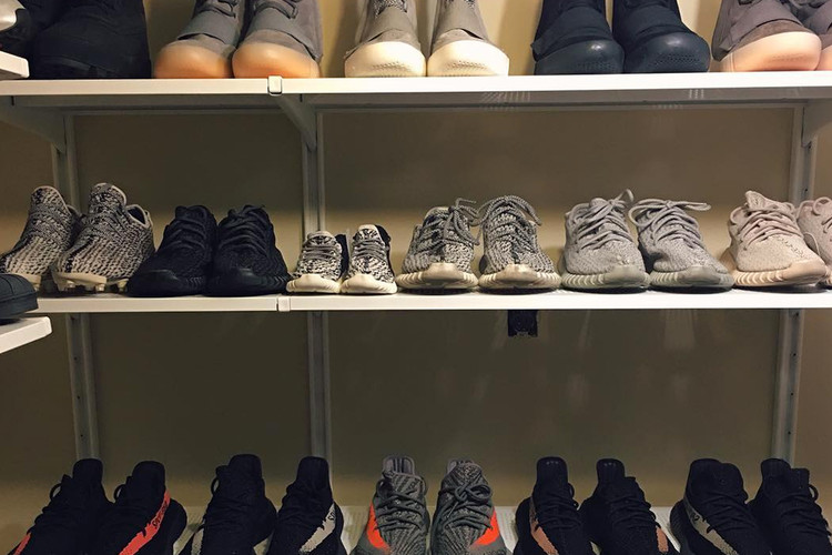 db7cab79292 Jon Wexler Reveals His Enviable YEEZY Collection