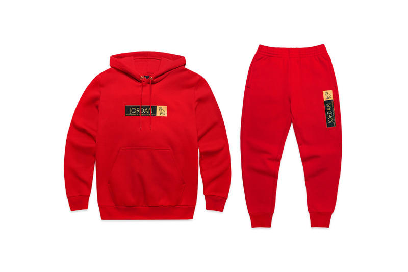 Jordan Brand OVO 2017 All Star Collection