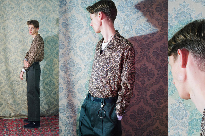Journal Standard TRISECT-2 houyhnhnm Lookbook
