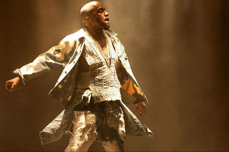 Kanye West Was in Talks to Perform at 59th GRAMMYs YEEZY Music Gramophone
