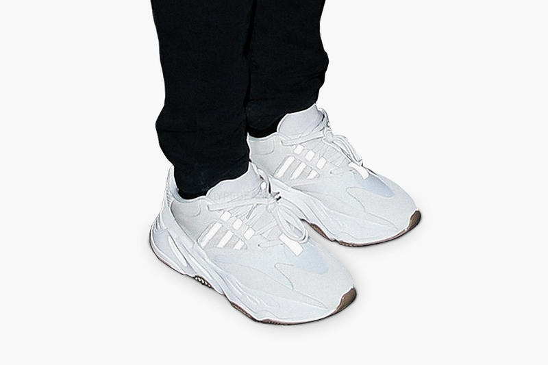 huge selection of ad2bd 5b4aa Kanye West YEEZY Runner White | HYPEBEAST
