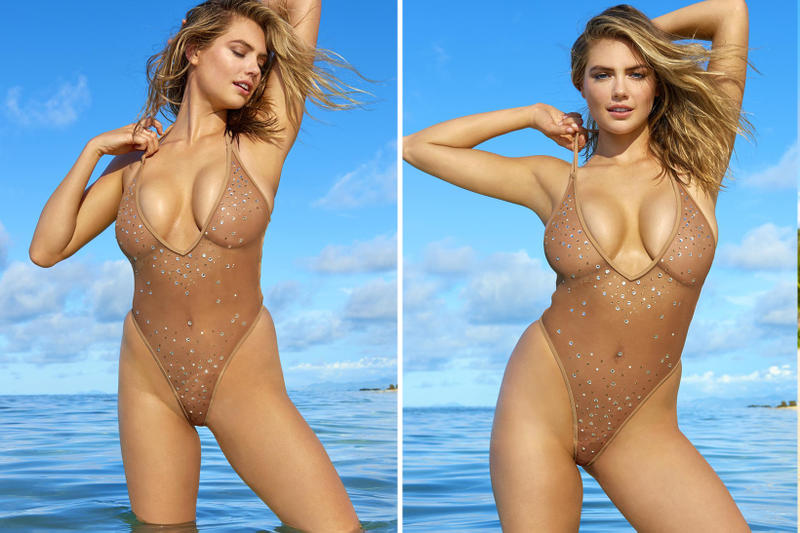 Kate Upton Sports Illustrated 2017 Swimsuit Issue Cover Model