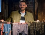 """Kevin Love Plays """"Boxers or Briefs"""" at His SAXX Underwear Capsule Launch"""