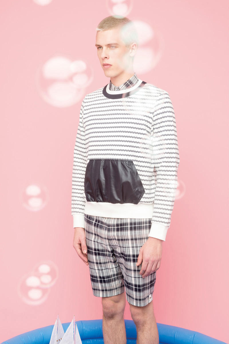 KOE THOM BROWNE Sailboat Themed Collection