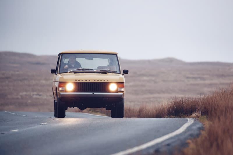 Land Rover Range Rover Classic Reborn