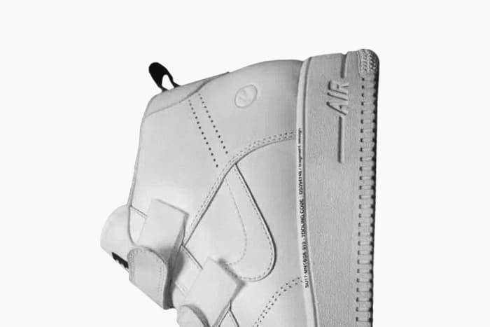 Leaked fragment design Nike Collaboration