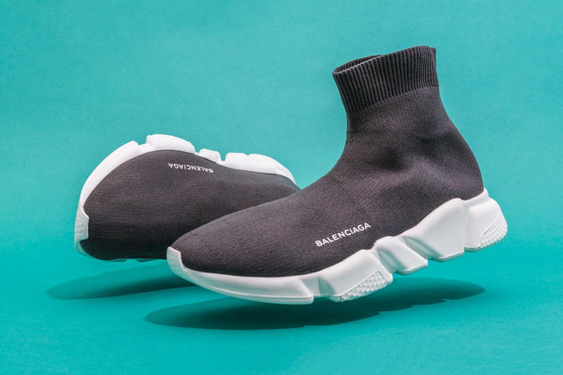 new arrival 9c54f 01a96 Sock-Inspired Sneakers That Are Worth the Investment Footwear Balenciaga  Nike adidas Gosha Rubchinskiy Alexander