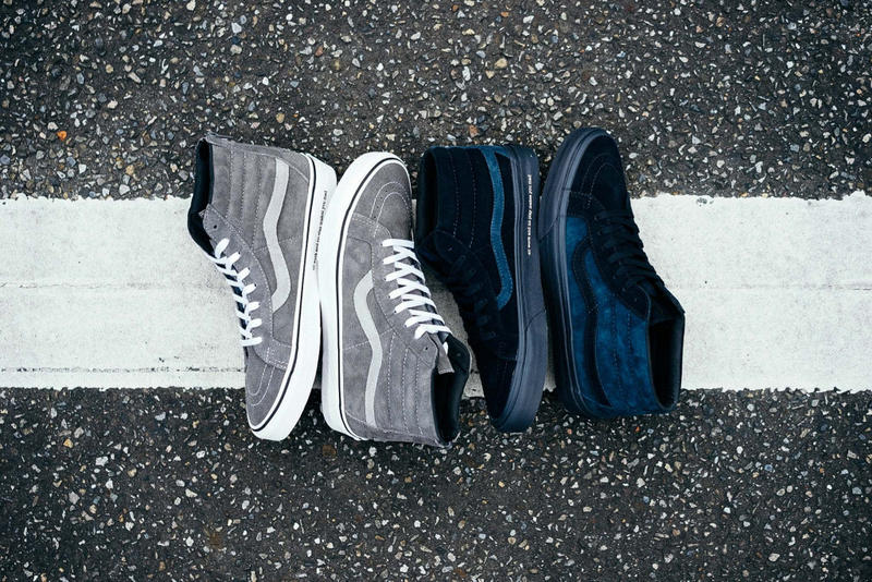 Shawn Yue's MADNESS x Vans Collaborative Collection